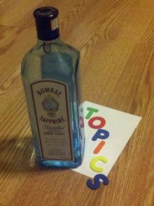 Gin and Topics: Things Children Do Adults Can't Do dance moves, spin suck, social media
