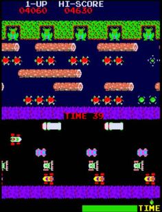 Frogger - Now this I played the crap out of!