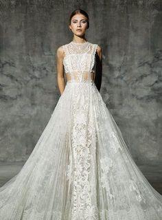 mẫu váy cưới đẹp của Yolan Cris