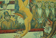 Georges Seurat Detail Georges Seurat, Post Impressionism, Pointillism, Various Artists, Van Gogh, Painting & Drawing, Modern Art, Drawings, Revolution