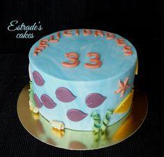Estrade's cakes: tarta del mar