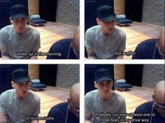 A typical day for Eminem via /r/funny...