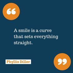 A smile is the best curve!
