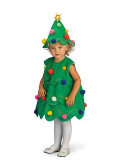 Christmas Tree Costume. ;)