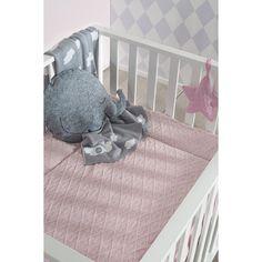 Jollein boxkleed*Diamond knit* - BellyBloz - Baby & zwangerschap artikelen Baby Wish List, Wishes For Baby, Cribs, Baby Car Seats, Baby Kids, Toddler Bed, Knitting, Children, Furniture