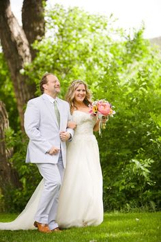 Tim and Tess' Charming Boulder, CO Farm Wedding by Angie Wilson Photography Father Daughter Dance, Father Of The Bride, Farm Wedding, Wedding Day, Bride Speech, Paisley Tie, Bouldering, Articles, Wedding Dresses