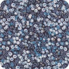 Tissu Liberty - Wiltshire blueberry