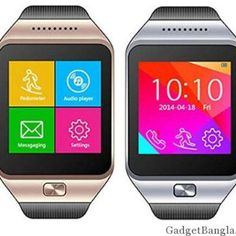 Indigi® SWAP (Smart Watch And Phone) GSM Quanband Bluetooth SmartWatch Phone Capacitive Color Touch Screen Built-in Pedometer and Sleep Monitor (Silver) ** For more information, visit image link. (This is an affiliate link) Watch For Iphone, Top Computer, Camera Watch, Accessorize Bags, Unlocked Phones, Audio Player, Wearable Technology, Smart Watch, Watch 2