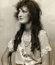 Ruth Malcomson, Pennsylvania, Miss Philadelphia, 1924, 4th winner of Miss America Contest