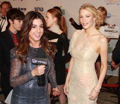 Nicole Brajer, Cynthia Kirchner, Night of 100 Stars 2014