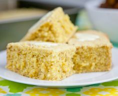 simple #gluten-free #vegan cornbread