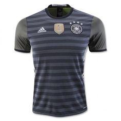 adidas Youth UEFA EURO 2016 Germany Away Jersey
