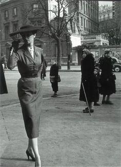 """ Edouard Boubat. Paris, 1950  """