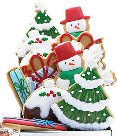 Sunday Photo: Christmas Cookies Part 2 | Estilo Tendances