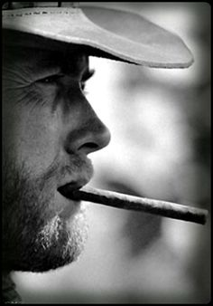 mistymorrning:    Clint Eastwood