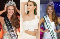 Meet the newly crowned Miss Earth Wales 2016 Charlotte Hitchman. Charlotte will represent Wales at the Miss Earth 2016 pageant. Beauty Pageant, Beauty Queens, Wales, Charlotte, Earth, Crown, Crop Tops, News, Fashion