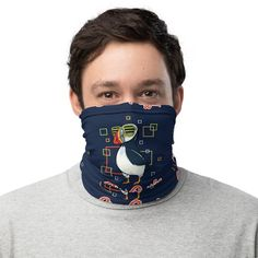 This neck gaiter is a versatile accessory that can be used as a face covering, headband, bandana, wristband, and neck warmer. Upgrade your accessory game and find a matching face shield for each of your outfits. Best Dad Gifts, Fathers Day Gifts, Gifts For Dad, Retirement Gifts For Women, Pineapple Gifts, Men Coffee, Just Because Gifts, Birthday Gifts For Boyfriend, Gifts For Coworkers