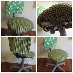 Capa para cadeira.