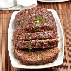 East has been meeting West in the foodie world for years.  Most of the time, dishes that are in the realm of Asian Fusion seem sophisticated and somewhat polished.  That said, I wonder where this Teriyaki Meatloaf fits in.  It's more of an Asian Fusion comfort food.  Great grub.  Ordinary, yet extraordinary. This Teriyaki Meatloaf …