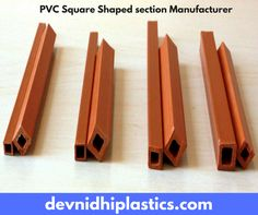 Devnidhi plastics Pvt Ltd is leading Indian supplier of PVC Square shaped section Manufacturer for residential or commercial use in india. we are providing PVC and Plastics products at very reasonable price. this all products are available at reasonable if you want then contact us at http://devnidhiplastics.com/