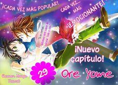 Ore Yome Ore no Yome ni Nare yo29 MANGA Online Español - EsManga.com