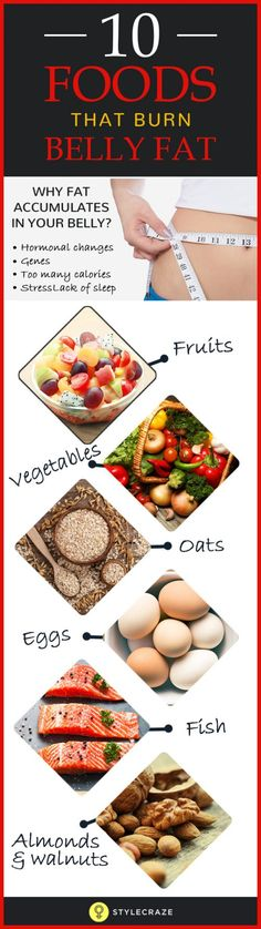 10-Foods-That-Burn-Belly-Fat,