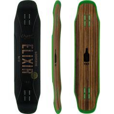 Moonshine MFG 2018 Elixir Longboard Skateboard Deck w/ Grip Longboard Decks, Longboard Design, Skateboard Design, Skateboard Decks, Skate Photos, Electric Skateboard, Longboarding, Skateboards, Surfboard