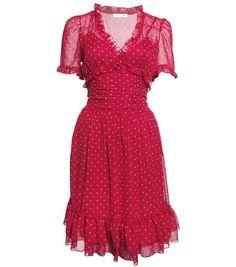 Alannah Hill Running In Circles Dress