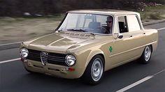 Alfa 1300 Ti Alfa 1300 Ti The post Alfa 1300 Ti appeared first on Motorrad. Alfa Romeo Gtv, Alfa Romeo Cars, Ferrari, Maserati, Bmw Series, Chip Foose, Audi Tt, Ford Gt, Alfa Bertone