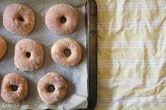 butter & jam: Cinnamon & Sugar Donuts
