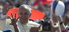 El papa clama contra la corrupción, la esclavitud y los fabricantes de armas