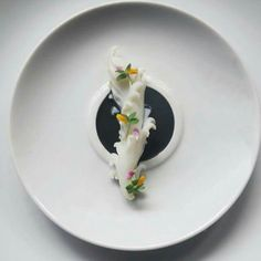 Salmon Recipes, Food Presentation, Food Plating, Main Dishes, Baking, Ethnic Recipes, Beautiful, Asian Desserts, Cooking