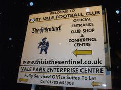 Port Vale FC: Vale Park