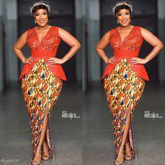 Up your slaying game with these classy shade of awesomeness styles Tag or Email Us Your Aso-Ebi Styles To Get Featured On All Our… Aso Ebi Styles, Ankara Styles, African Wear Dresses, Kitenge, African Style, Florence, Asos, December, Classy