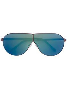 e56c71abb08 LINDA FARROW GALLERY Linda Farrow Gallery x 3.1 Phillip Lim 에비에이터 선글라스.   lindafarrowgallery  sunglasses. ModeSens
