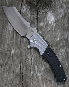 Krudo SNG268 DAO Framelock EDC Folding Pocket Knife with 3.75 inch Blade