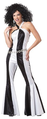 Special Offers Available Click Image Above: Dancing Queen Adult Costume - Disco Costumes Costume Craze, 70s Costume, Hippie Costume, Queen Costume, Adult Costumes, Halloween Costumes, Vampire Costumes, Halloween Makeup, Disco Costume For Women