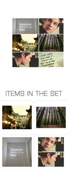 """""""~Keep dreaming~"""" by ali-sxn ❤ liked on Polyvore featuring art, TeenWolf, edit, dylan and sprayberry"""