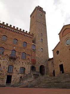 Meandering through San Gimignano, Italy, and finding a magical medieval town Italy Culture, Medieval Town, Palazzo, Buildings, San, Explore, Travel, Beautiful, Viajes