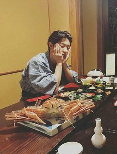 Chanyeol, he is so adorable