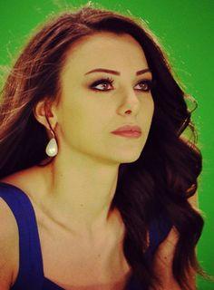 Turkish Actress, Tuvana Türkay #Makeup