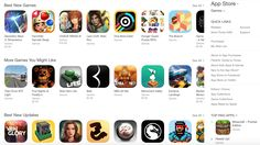 Apple switches to editorially curated lists for App Store game categories