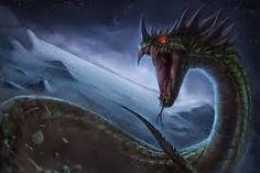 Em algumas descrições, o basilisco é uma serpente fantástica. Plínio, o Velho, o descreve como uma serpente com uma coroa dourada e, no macho, uma pluma vermelha ou negra. Durante a Idade Média era representado como tendo uma cabeça de galo ou, mais raramente, de homem. Para a heráldica, o basilisco é visto como um animal semelhante a um dragão com cabeça de galo; em outras descrições, porém, a criatura é descrita como um lagarto gigante (às vezes com muitas patas), mas a sua forma mais…