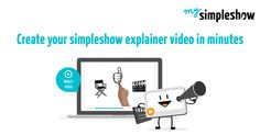 It has never been easier to create your own explainer video. mysimpleshow transforms any text into an animated video you will love.
