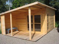 Chalet En Kit Chalet Moderne, Chalet De Jardin, Jardin Moderne, Garage Bois,