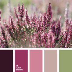 Цветовая палитра №2956