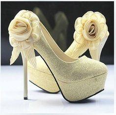 #wedding #shoes #heels