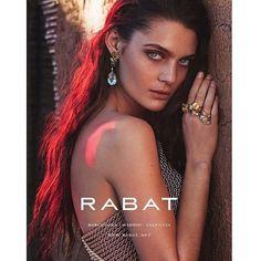 Marina Perez Models Tribal Chic Jewelry for Rabat by Xavi Gordo Img Models, Moda Tribal, Afro, Hair Color Blue, Vogue Uk, Tribal Fashion, Mannequins, Female Models, Editorial Fashion