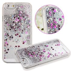 Case for iPhone 6,Cover for iPhone 6,Case for iPhone 6 with 4.7 inch Screen,Hard Case for iPhone 6,Nsstar Creative Design Flowing Liquid Floating Luxury Bling Glitter Sparkle Stars Hard Case for Apple iPhone 6 with 4.7 inch Screen with 1PCS Free Cup Mat Color Random (Stars:Silver) NSSTAR http://www.amazon.com/dp/B00MA1B6P0/ref=cm_sw_r_pi_dp_XA9Tub12PPA7W