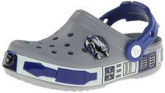 crocs Kids' Crocband Star Wars R2D2 (Toddler/Little Kid) >>> You can find more details by visiting the image link.